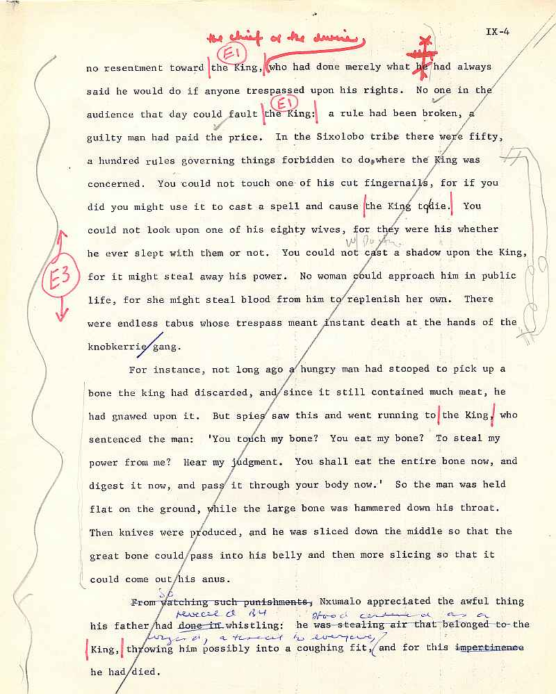 Michener Covenant - Shaka Zulu Draft 4