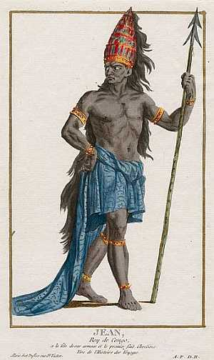 King Joao I of the Kongo, 16th century [14]