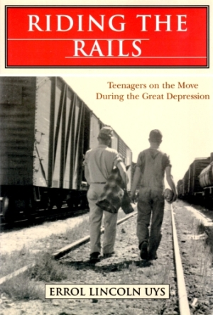 Riding the Rails book cover